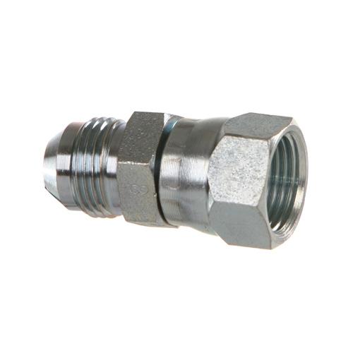 Jic steel fittings parker xhx adapters hydraulics