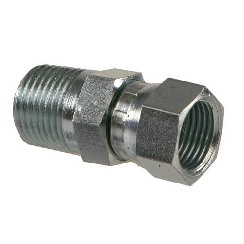 Jic steel fittings parker f