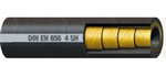 Image of Standard High-Pressure hose with layers shown