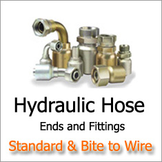 Hydraulic Hose ends and fittings