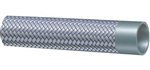 Image of Stainless Steel PTFE hose with layers shown