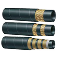 Image of hydraulic hose with layers exposed